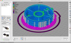 Simplify3D gcode